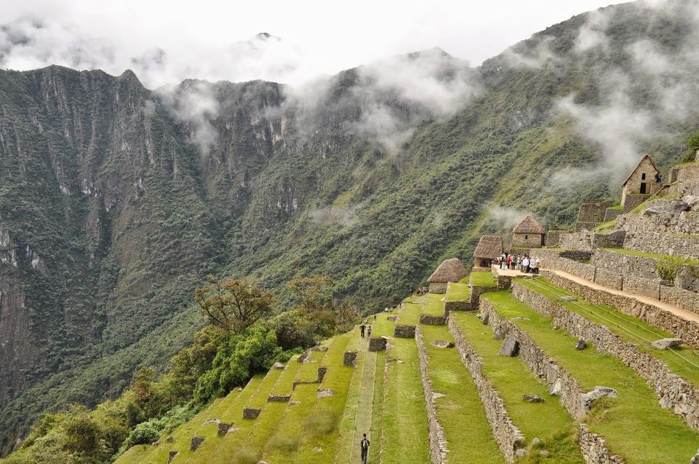 Machu Picchu Inca Trail Cusco Peru
