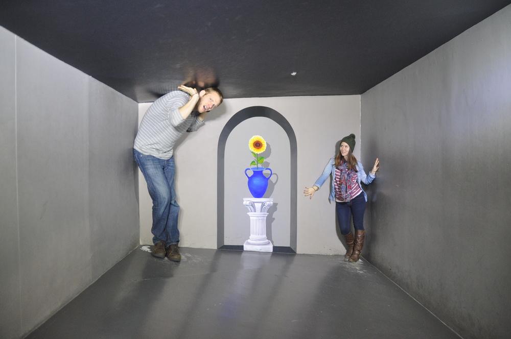 Seoul Trick Eye Museum Korea