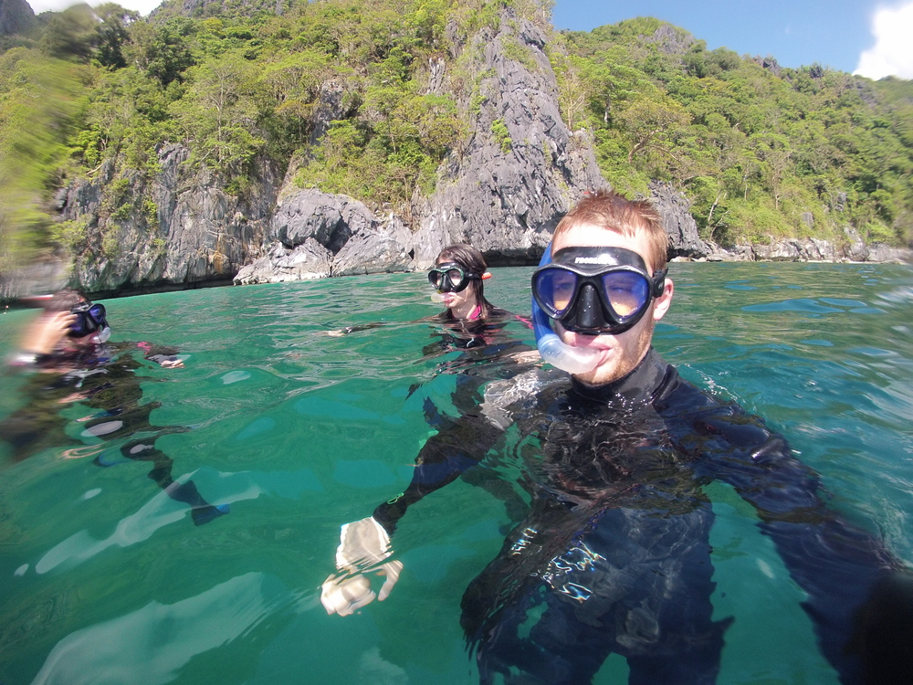 Philippines Palawan Freedivers