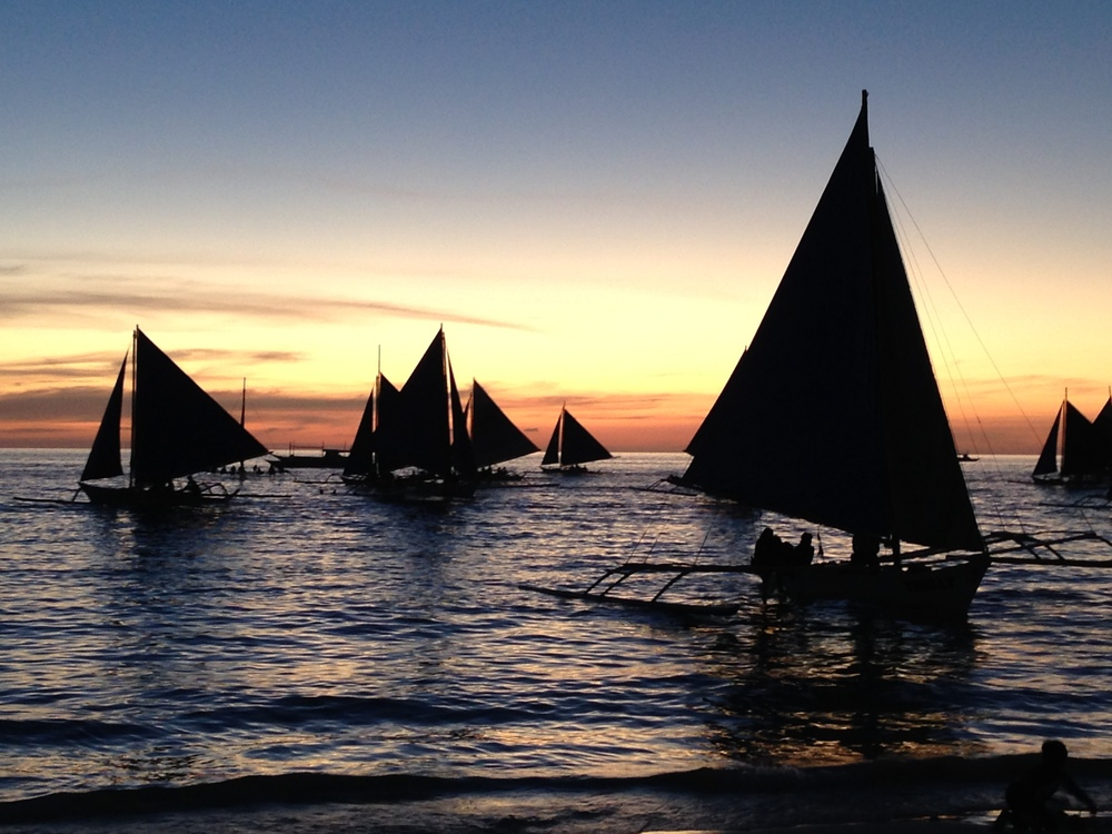 Philippines Entertainment Sailboats