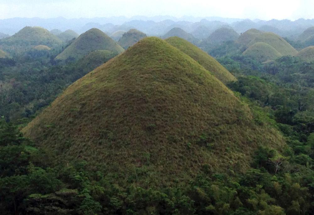 Philippines Chocolate Hills