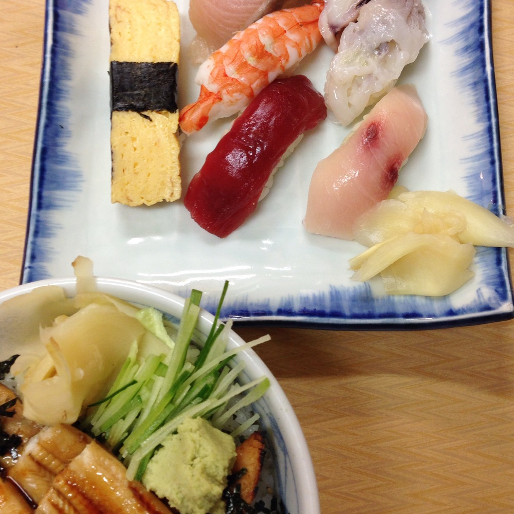 15 must do things in japan two wandering soles for Tsukiji fish market sushi