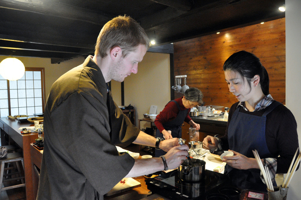 Cooking Sun Kyoto Cooking Class Sushi