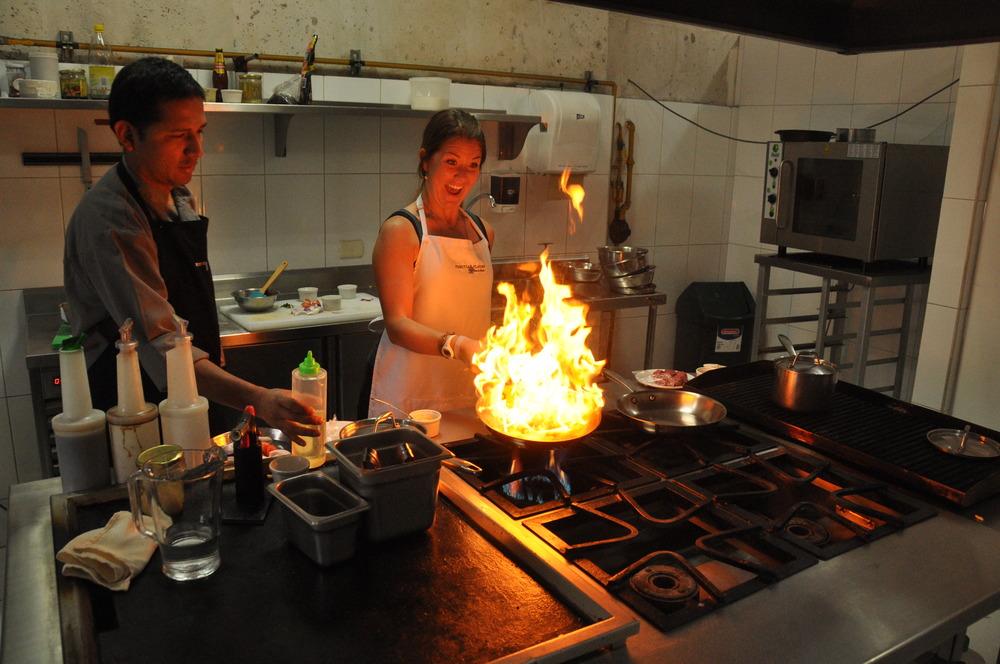 Arequipa Peru Cooking Class