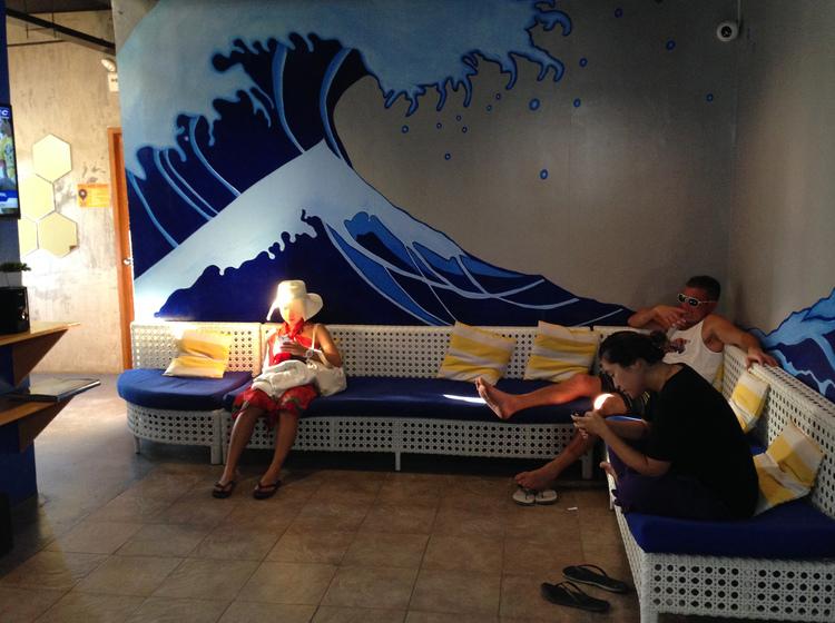MNL Beach Hostel Boracay