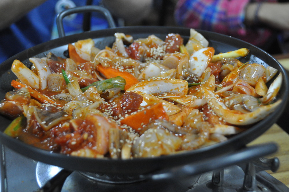 Ulleungdo Seafood