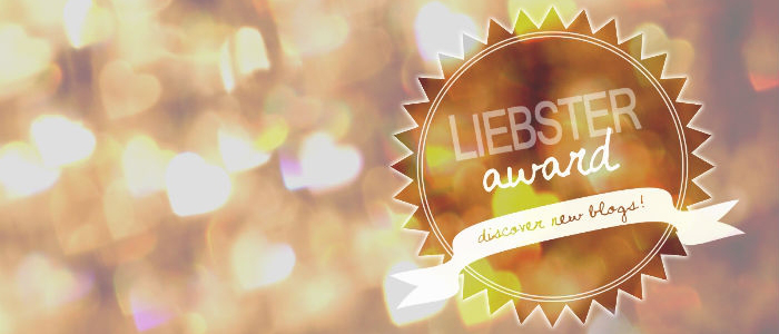 Liebster Award Two Wandering Soles