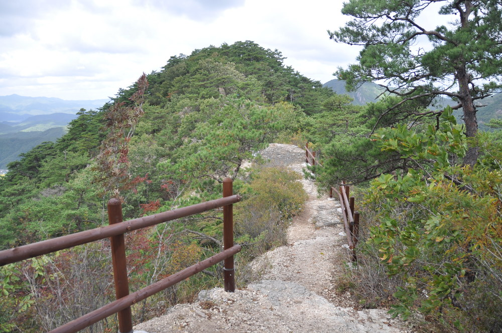 Camping Juwangsan Korea Bucket List