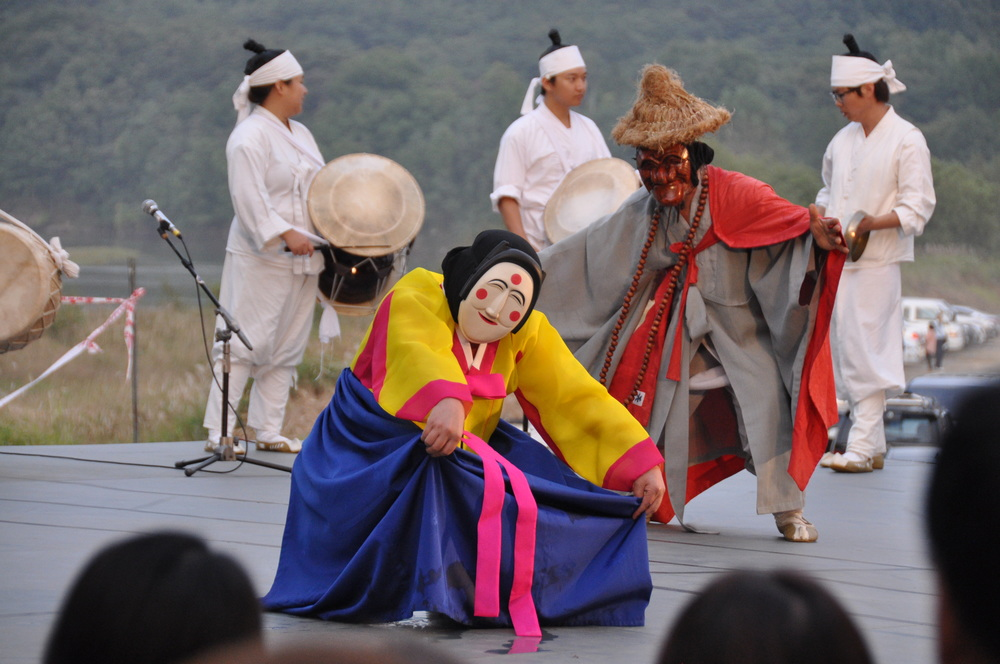 Andong Mask Dance Festival Korea Bucket List