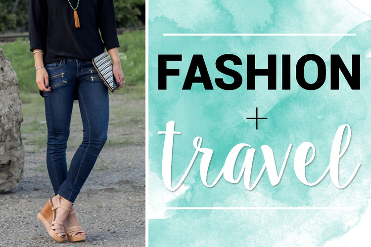 26ef15b629 How to Look Stylish While Traveling. When it comes to clothes ...