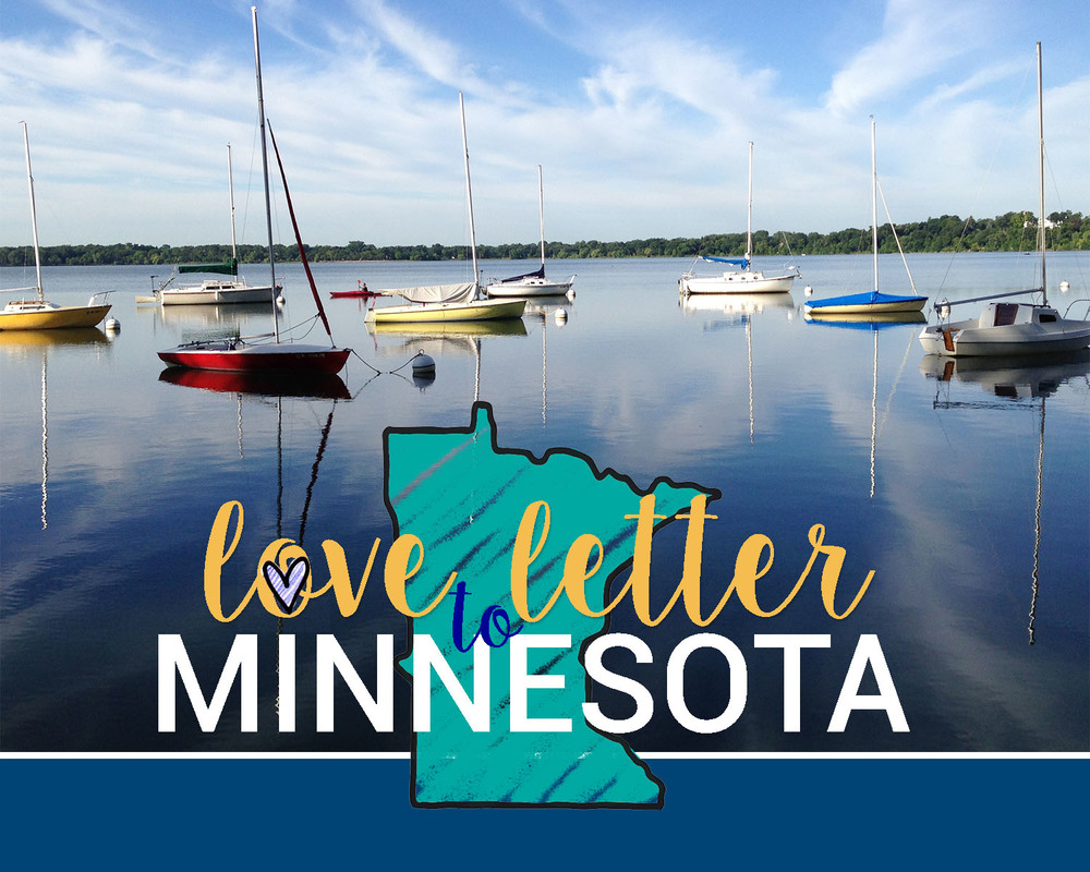 Love Letter to Minnesota Lake Calhoun