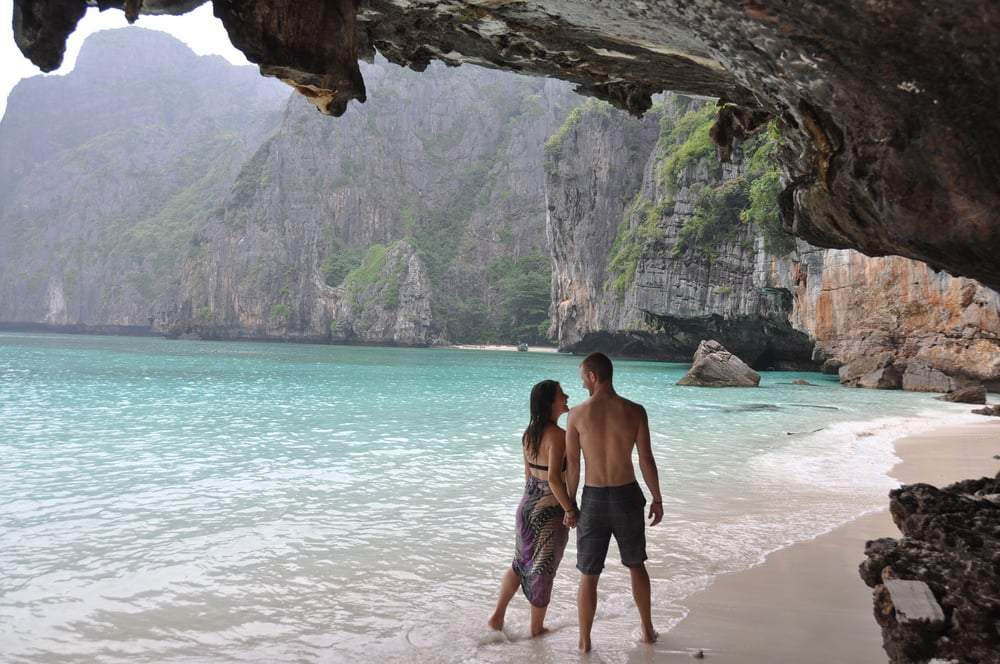 Maya Bay Sleep Aboard tour review