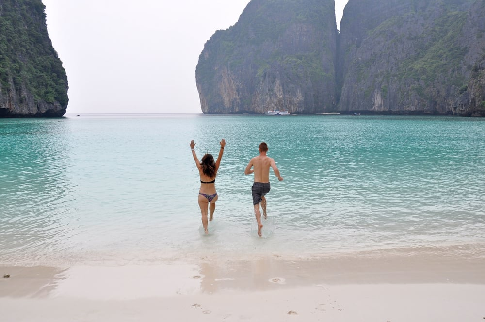Maya Bay Sleep Aboard review