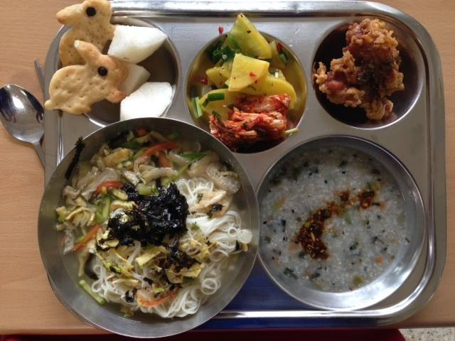 How to Save $22,000 in South Korea School Lunch