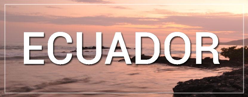 Ecuador Beach logo