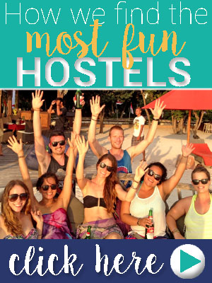 How we find the most fun hostels in Hostelworld