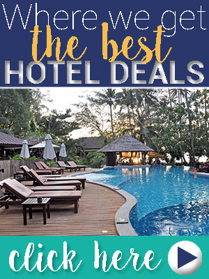 Where we get the best hotel deals Agoda