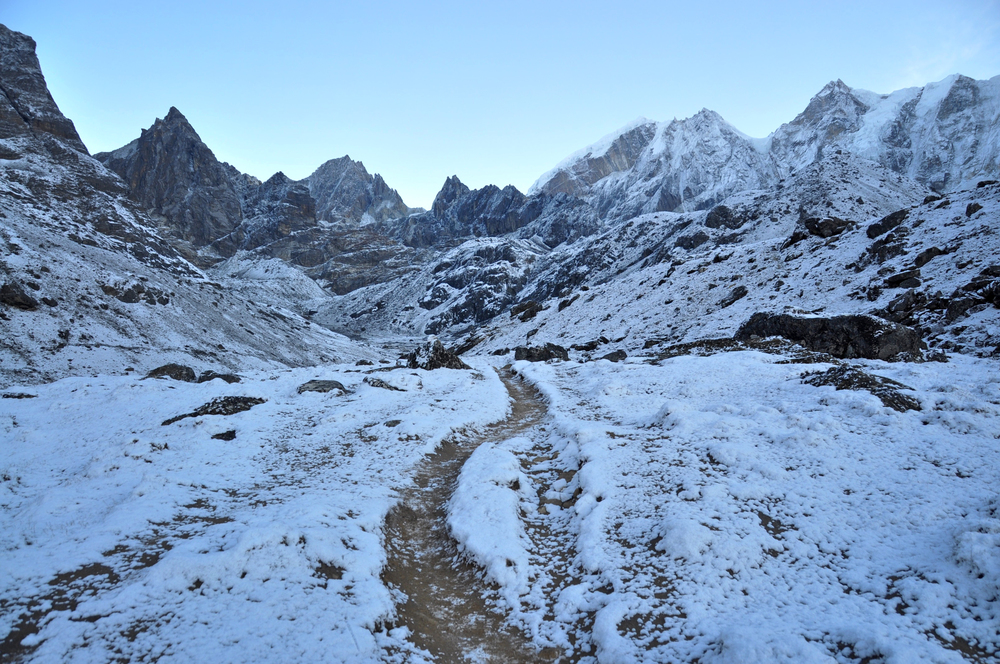 Cho La Pass Gokyo Everest Base Camp trek