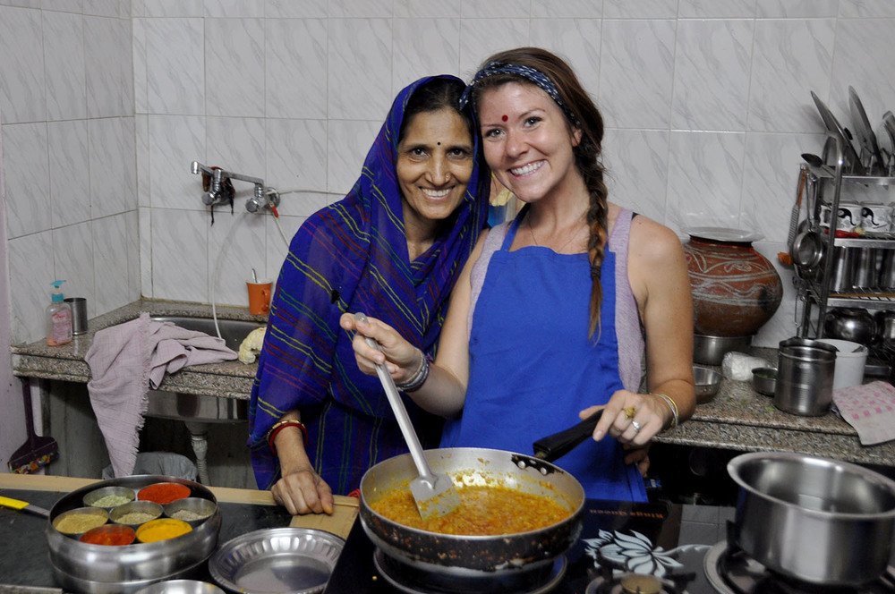 Shahi Cooking Class India