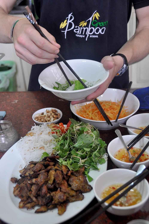 Cooking Class Vietnam