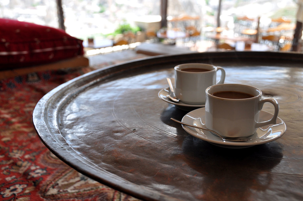 Kelebek Special Cave Hotel Coffee