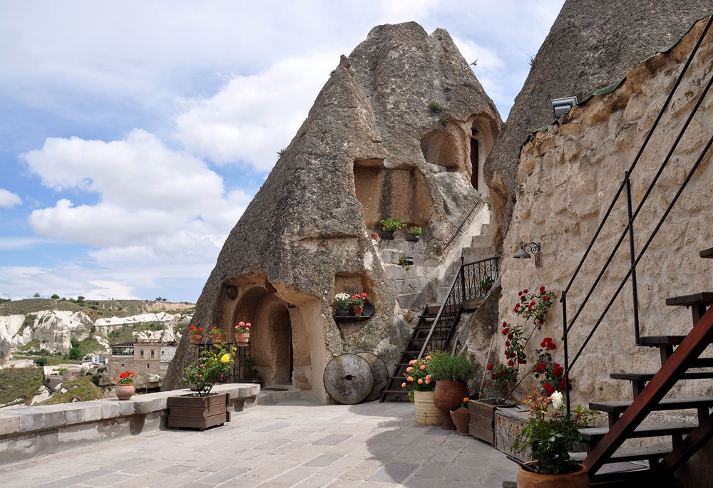 Kelebek Special Cave Hotel Fairy Chimney Rooms