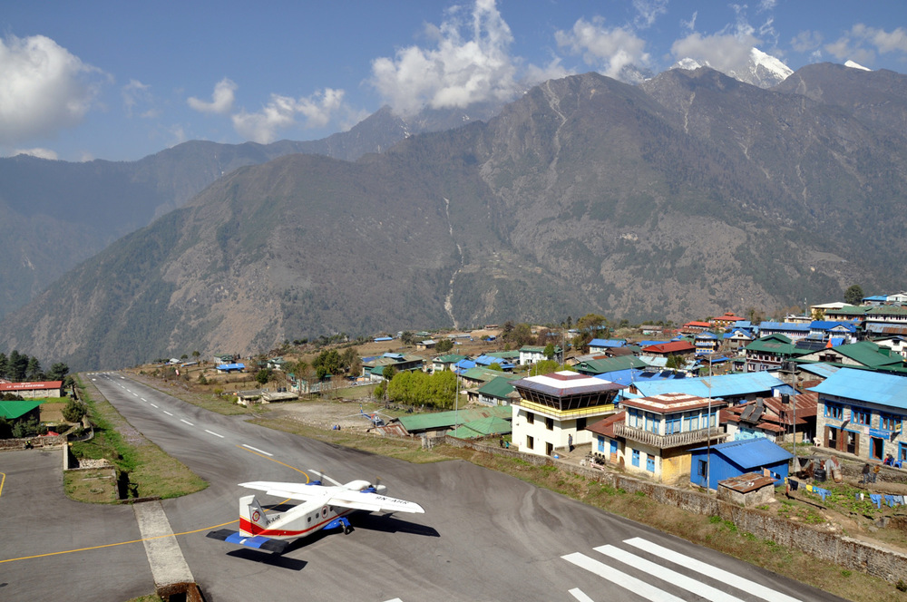 Lukla Airport Everest Base Camp Trek Cost