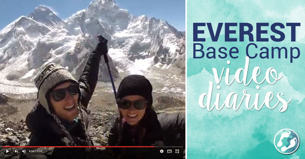Trek to Everest Base Camp Video Diaries