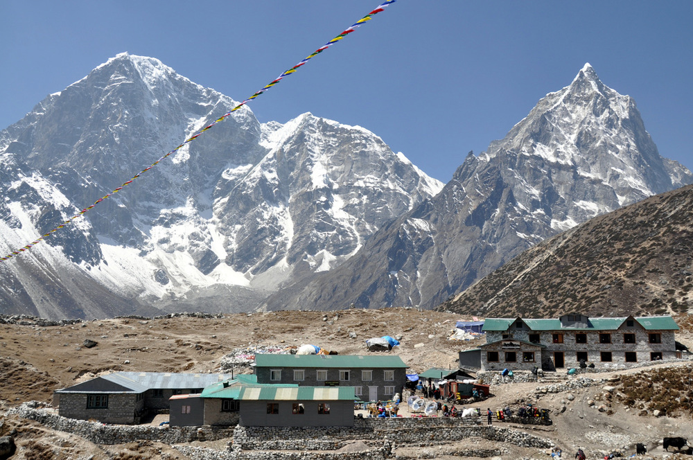 Dugla Perfect Everest Base Camp Trekking Itinerary