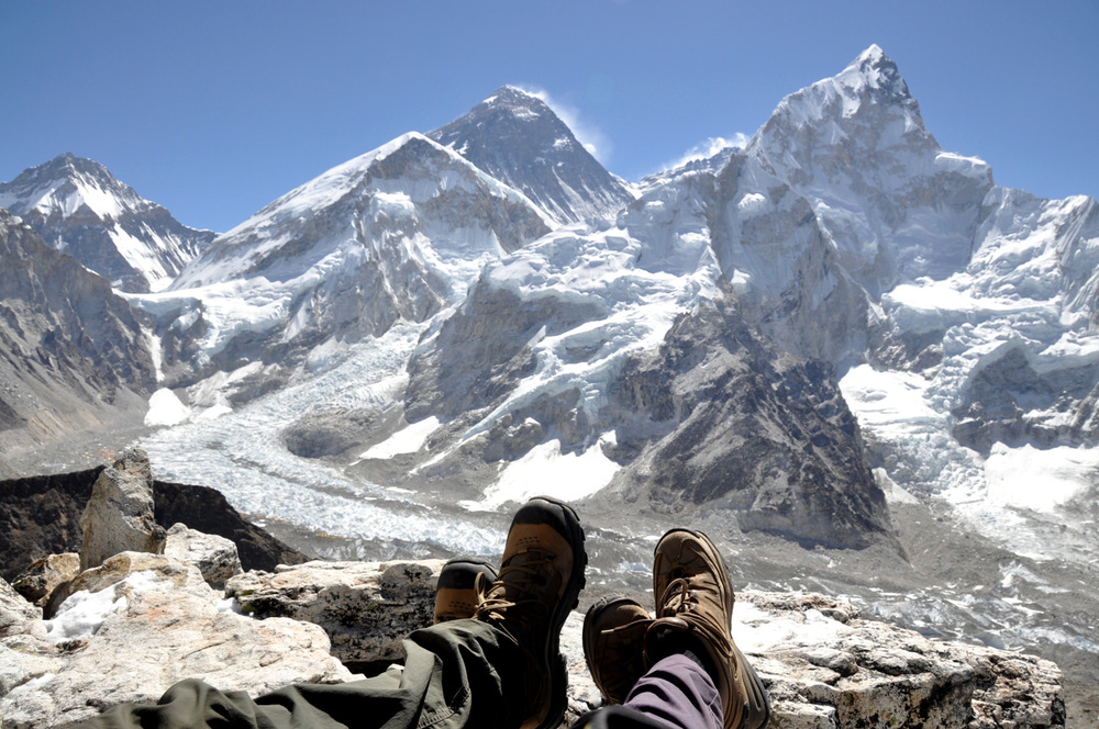 Kala Pattar Perfect Everest Base Camp Trekking Itinerary