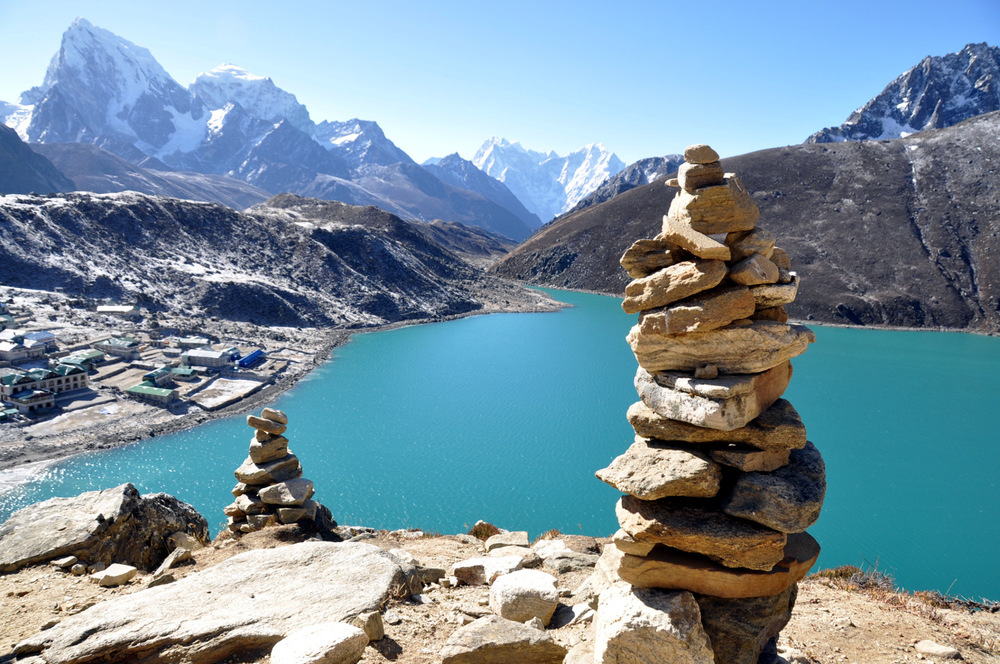 Gokyo Ri Sacred Lakes Perfect Everest Base Camp Trekking Itinerary