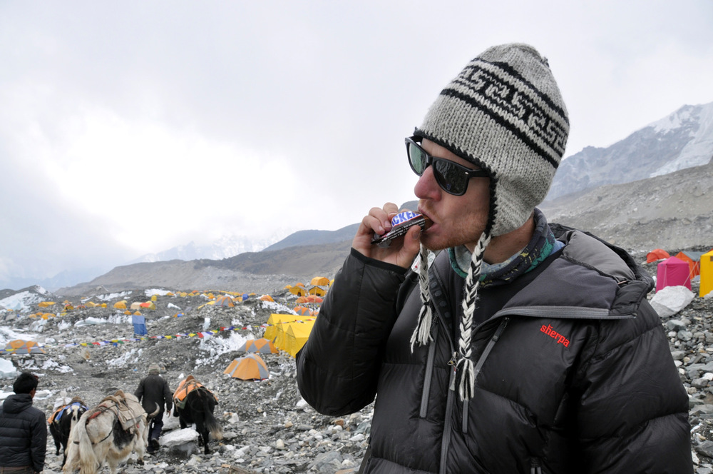 Snacks Complete Everest Base Camp Packing List