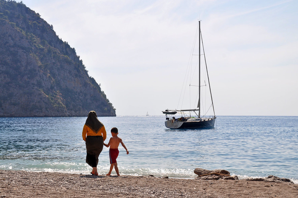 Butterfly Valley Turkey