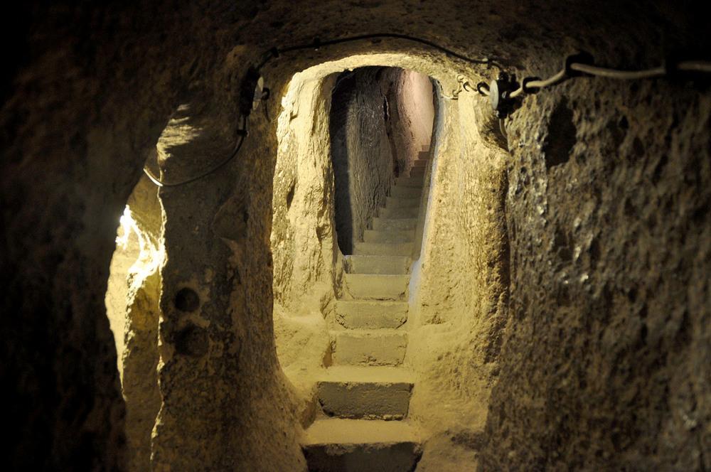 Underground City Capadocia