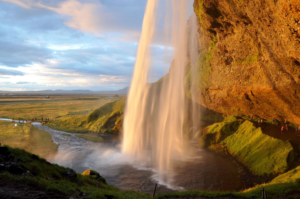Seljilandfoss Best Waterfall Iceland