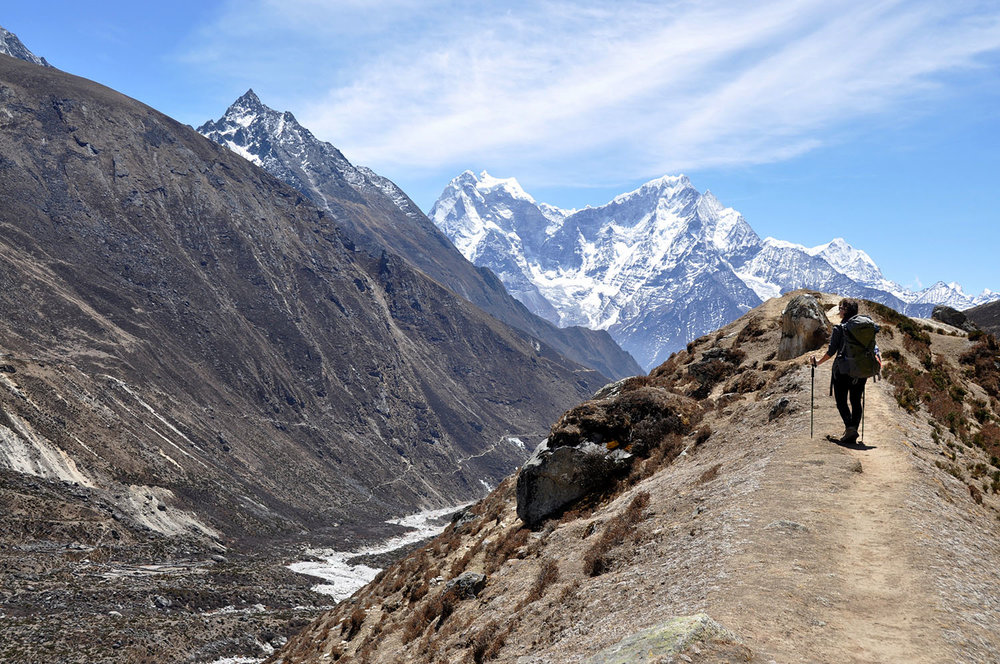 Best Hiking Trek to Everest Base Camp