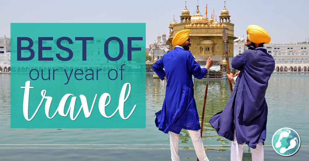 Best of our year in travel: our favorite foods, places & experiences