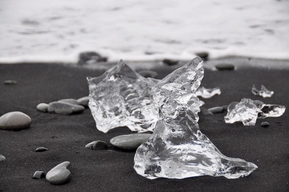 Ice Beach Iceland