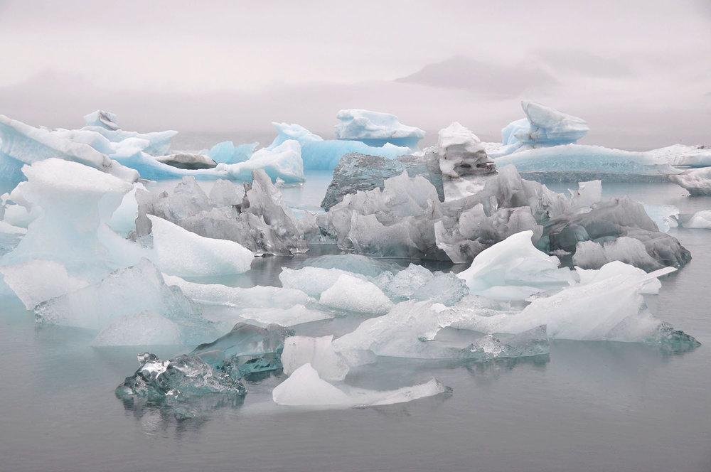 Jökulsárlon Glacier Lagoon Iceland