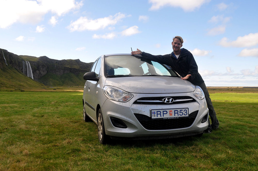 Rental Car Iceland Budget Tips