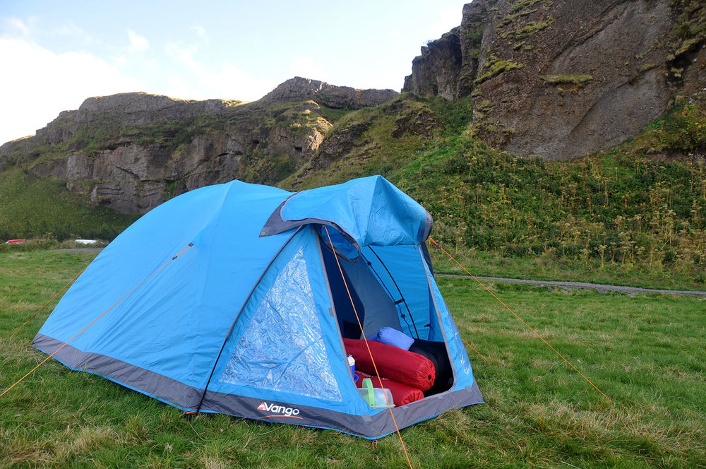Iceland Rent Car And Camping Equipment