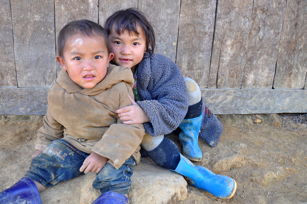 Sapa Children Vietnam Itinerary
