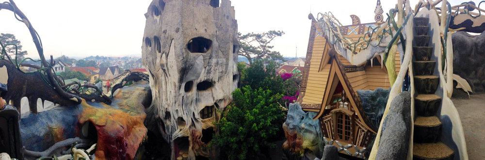 Crazy House Da Lat Vietnam