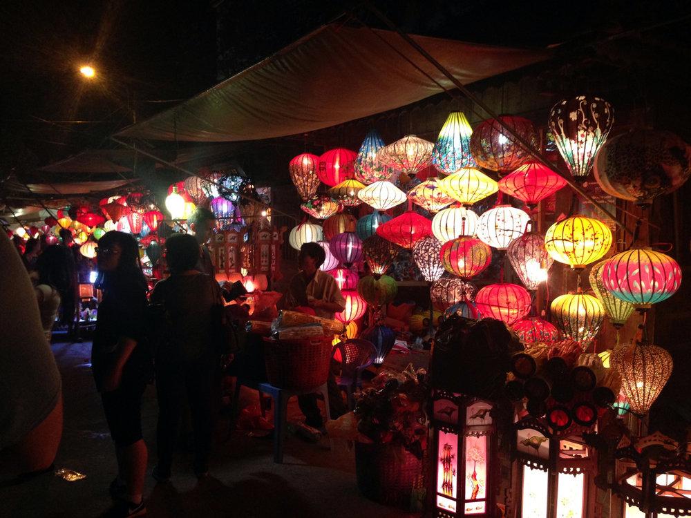 Hoi An Lanterns Hoi An Vietnam Itinerary