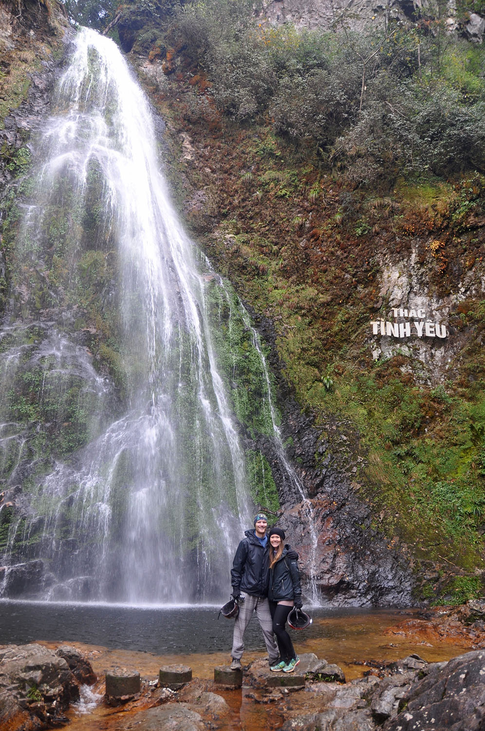 Love Waterfall Sapa Vietnam Itinerary