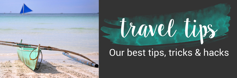 Travel Tips Header