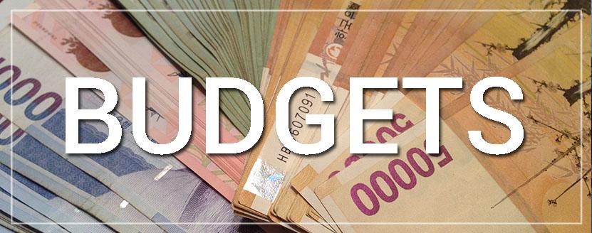 Travel Budgets