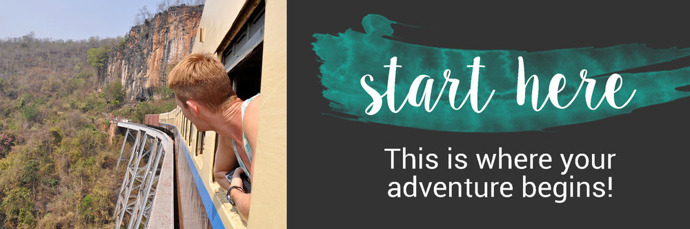 Start Here: This is where your adventure begins
