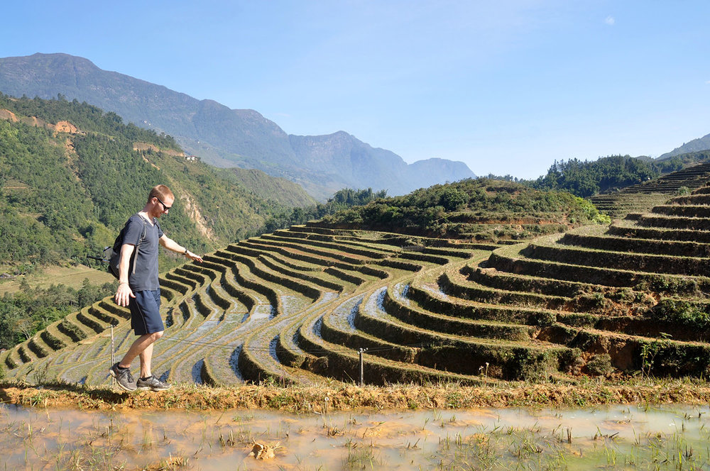 How to save money for travel Sapa Vietnam