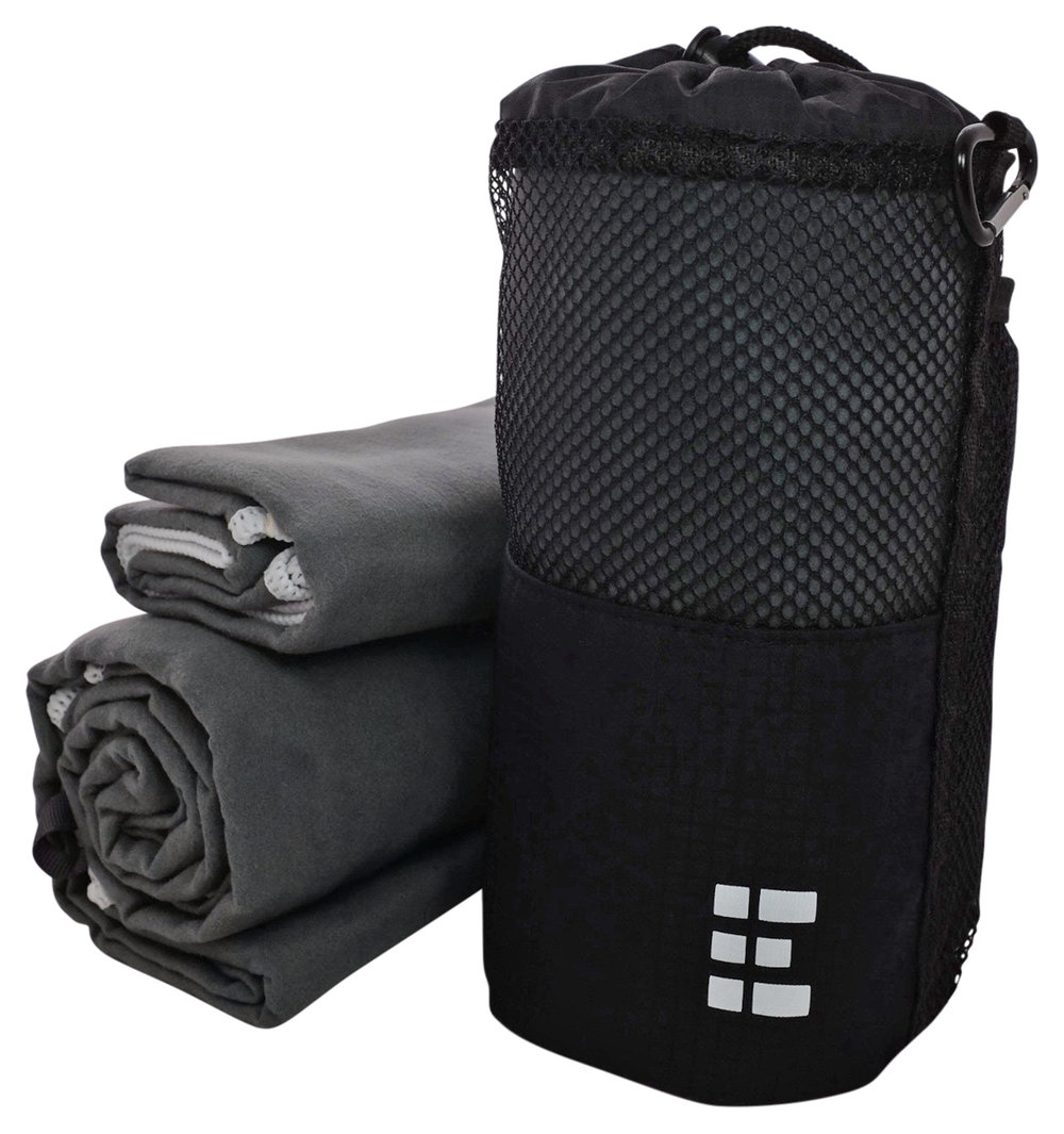 Zero Grid travel gear microfiber towel